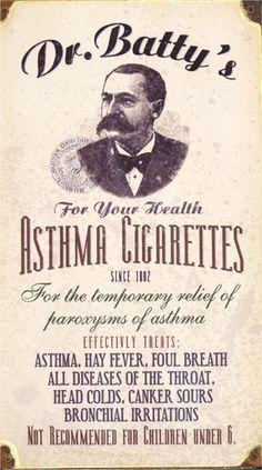 Fumar en otra época, Parte 2 - Fabio.com.ar