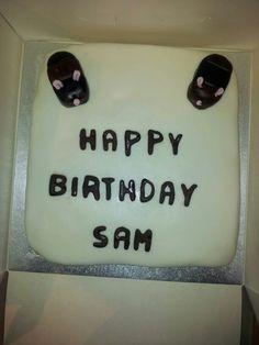 Gerbil cake