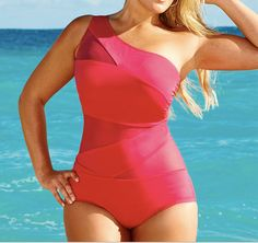 Picture 344 « The Ultimate Plus Size Swimwear Guide: 40+ Swimsuits and Bikinis to Strut in this Summer | The Curvy Fashionista