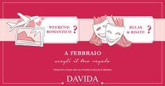 #febbraio #promo #sanvalentino #davidasposa #weekend #teatro #regalo #abitosposa #sposa #abitodasposa