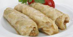 Hojas de repollo / col – Rellenas de carne y arroz ( Receta original de Malfuf) – Recetas Arabes | Recetas de Cocina Arabe