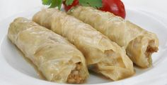 Hojas de repollo / col – Rellenas de carne y arroz ( Receta original de Malfuf) – Recetas Arabes   Recetas de Cocina Arabe