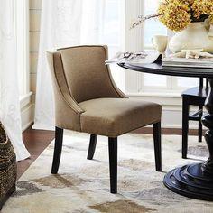 Eva Dining Chair - Heather