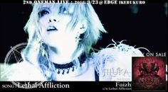 "JILUKA released their maxi single ""Faizh"" on April 20th! Here is the full PV to…"