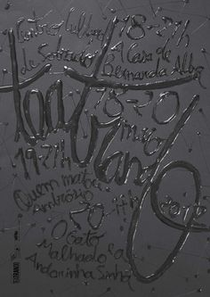 Typeverything.com - Teatrando 2012 by Sergio... - Typeverything