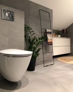 Modern washbasins - Home Fashion Trend Bad Inspiration, Bathroom Inspiration, Dream Bathrooms, Small Bathroom, Bathroom Interior Design, Interior Design Living Room, Bathroom Trends, New Homes, Architecture