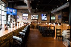 Double Dogs in Hillsboro Village has 35 TVs and all the sports channels.