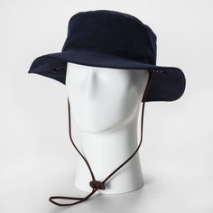 828cbb33df27d Keep your head protected with this Waxed Cotton Boonie Floppy Hat from  Goodfellow and Co.