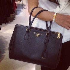 prada black and white bag - Prada on Pinterest | Prada Handbags, Prada Bag and Prada Purses