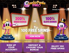 Lucky Pants Bingo Welcome Match Bonuses Bingo Casino, Casino Bonus, Play Bingo Online, Bingo Bonus, Bingo Sites, Online Casino, Australia, Usa, Pants