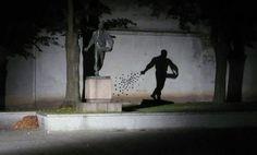 Graffitti.
