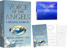 A Healing Journey – The Voice of the Angels CD is the first in the series for Automatic Chakra Balance,™ relaxation, help in sleeping and vibrational attunement of mind, body, and spirit