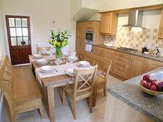 small farmhouse kitchen diner - Google Search