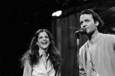 Gilda Radner & Bill Murray