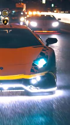 Lamborghini lighting streets of Japan🇯🇵⚡️