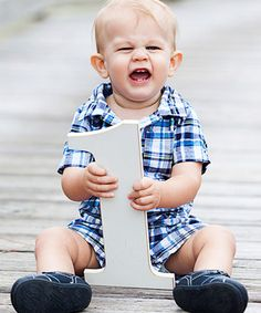 Loving this '1' Baby Photo Prop on #zulily! #zulilyfinds