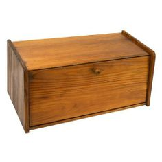 Target Bread Box Alluring Oak Wooden Bread Boxdustmaker2 On Etsy  For The Home Review