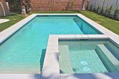modern pebble tec pool - Google Search