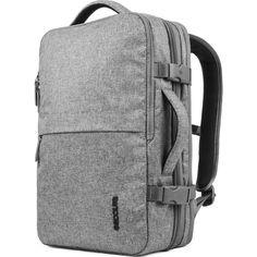 Incase EO Travel Backpack | Heather Grey