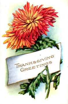 Vintage Thanksgiving Clip Art - Mums - Placecard - The Graphics Fairy Friends Thanksgiving, Thanksgiving Prayer, Thanksgiving Blessings, Thanksgiving Greetings, Vintage Thanksgiving, Thanksgiving Crafts, Thanksgiving Decorations, Fall Crafts, Thanksgiving Sayings