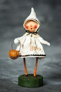 Lori Mitchell Little Boo. Available at TheHolidayBarn.com