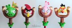 Fofulapiz Angry Birds