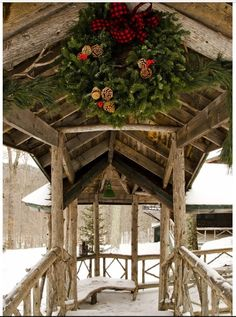 Architectural Digest (Cabin Christmas Photo Only)