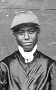 """Shelby """"Pike"""" Barnes (1871-1908) was the North American champion jockey in wins in 1888. No official information is available for his mount and win totals or even his exact years of riding. What is known is that he rode some of the best horses of the day such as Proctor Knott, Long Dance, June Day, Burlington, Sinaloa II and Tenny. Shelby Barnes was inducted into the Hall of Fame in 2011."""