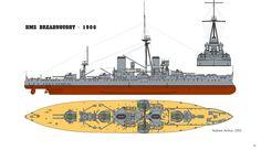 https://flic.kr/p/cspZAY | 1906 ... HMS Dreadnought