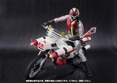 S.H.Figuarts 仮面ライダーX & クルーザー セット | Tamashii Web