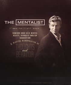 The Mentalist - Not sure about the new way the show's going.  Will watch just for his smile...best one on TV