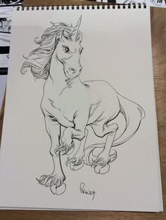 Unicorn by Tom Raney