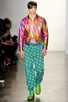 Jeremy Scott // FFW FASHION BRFORWARD
