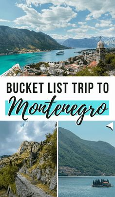 These photos of Montenegro will show you the diverse beauty that characterizes the country and inspire you to book a trip to see it all for yourself. Bucketlist Destinations I Wanderlust Inspiration I Hidden Gems in Europe I Magical Places to Visit I Why Visit Montenegro I Travel Tips Montenegro I Montenegro Itinerary I Things to do in Montenengro I Where to go in Montenegro I Balkans Travel I Travel Photography #montenegro #balkans