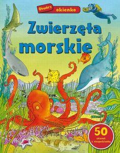 Dzięki książeczkom Otwórz okienko dziecko poznaje życie wielu zwierząt. Otwierając 50 okienek z niespodzianką, dziecko odsłania