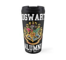 Hogwarts Alumni, Harry Potter, Hogwarts Crest Travel Mug