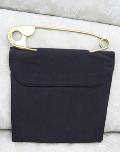 Vintage Ingber Safety Pin Purse  have one just curious how much it is worth ?!!