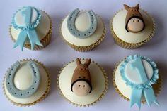 Horse Cupcakes