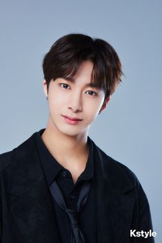 Monsta X Hyungwon for Kstyle