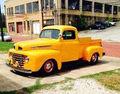 1948 Ford F1 Pickup Truck