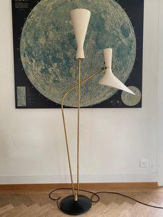 Decor, Lamp, Lighting, Home Decor, Vintage