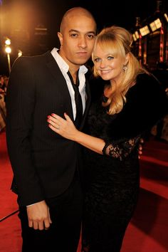 "Pin for Later: We Probably Can't Call Emma Bunton ""Baby Spice"" Any More! On the Red Carpet With Her Man in 2011"