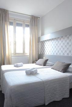 Chambre Twin Hôtel Little Lodge, Brest