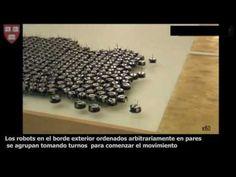 Emjambres de robots - YouTube