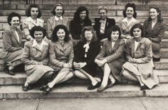 June 23, 1949: Twelve women graduate from Harvard Medical School, the first in its history.