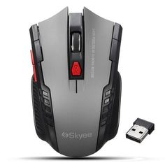 Computer Peripherals Fast Deliver Hxsj 2.4ghz Usb Wireless Mouse Portable Office Mute Mice For Notebook Pc Laptop 4 Key Mini Silent Mouse 1600 Dpi Computer Mouses Aesthetic Appearance