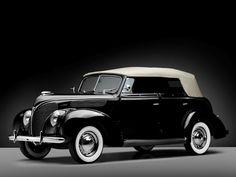 Ford V8 Deluxe Phaeton '1938