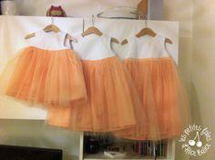 Rétrospective #8 - Petites filles d'honneur (avec patron !) - Alice Balice - couture et DIY loisirs créatifs