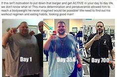 Man Loses 425 Pounds In 700 Days, The Most Epic Body Transformation Weight Loss Inspiration, Body Inspiration, Fitness Inspiration, Weight Loss Success Stories, Weight Loss Journey, Weight Loss Motivation, Fitness Motivation, Weight Loss Before, Loosing Weight