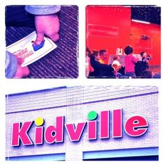 Kidville!  But is it for the Working Parent? via www.dallasmomsblog.org